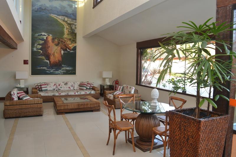 Lobby Ferradura Resort Buzios