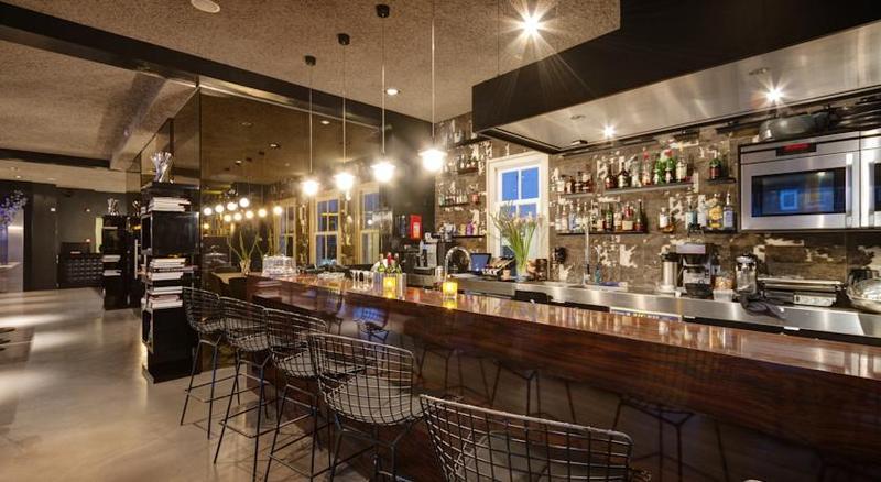 Bar Hotel V Frederiksplein
