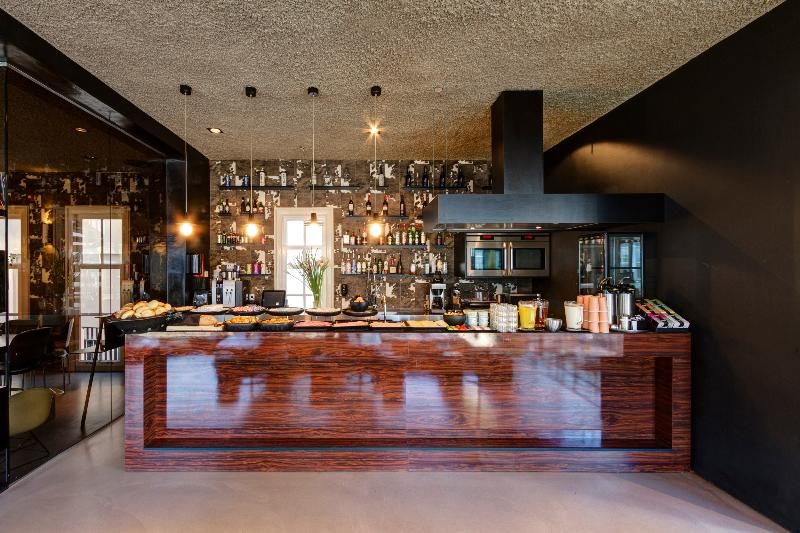 Restaurant Hotel V Frederiksplein