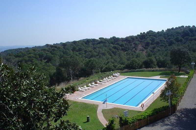 Pool Montserrat Hotel & Training Center