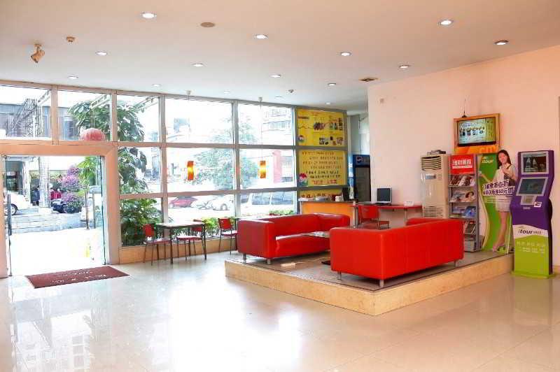 Lobby Super 8 Guangzhou Huanghuagang