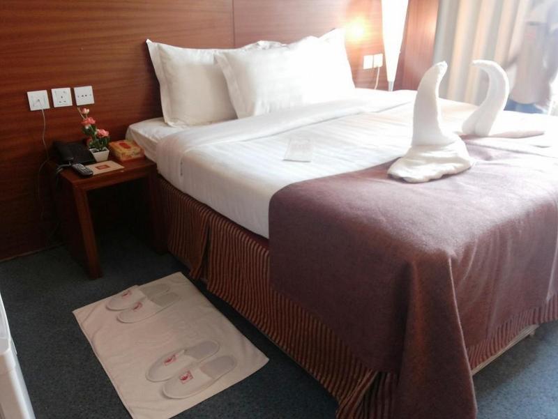 Room Ajyad Crom Hotel