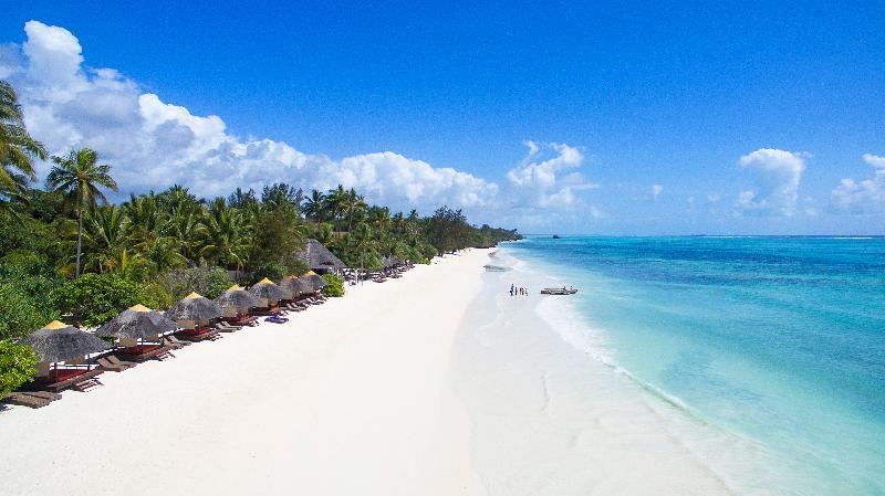 General view Melia Zanzibar