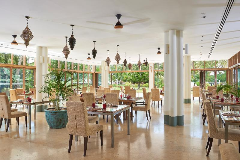 Restaurant Melia Zanzibar