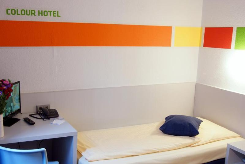 General view Colour Hotel