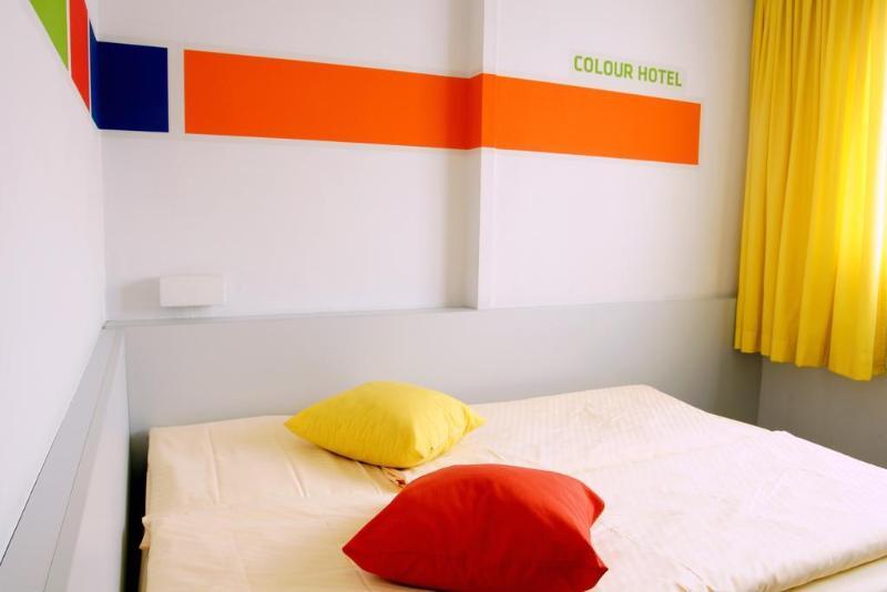 Lobby Colour Hotel