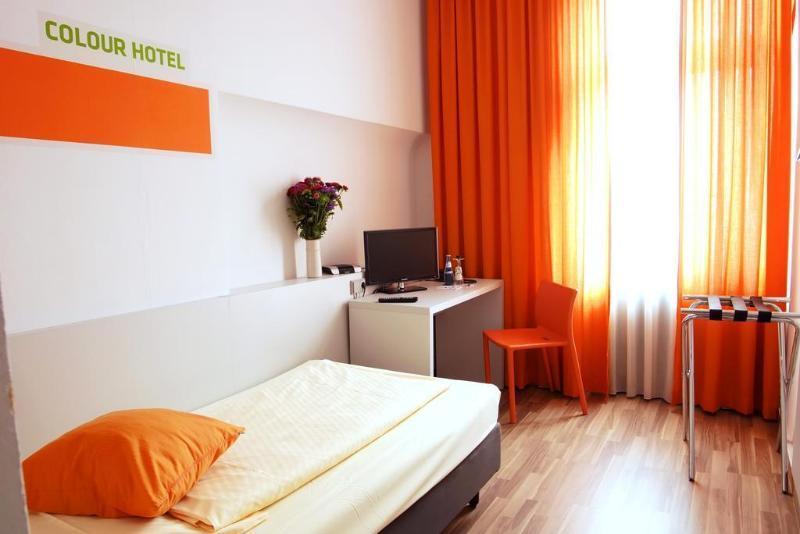 Room Colour Hotel