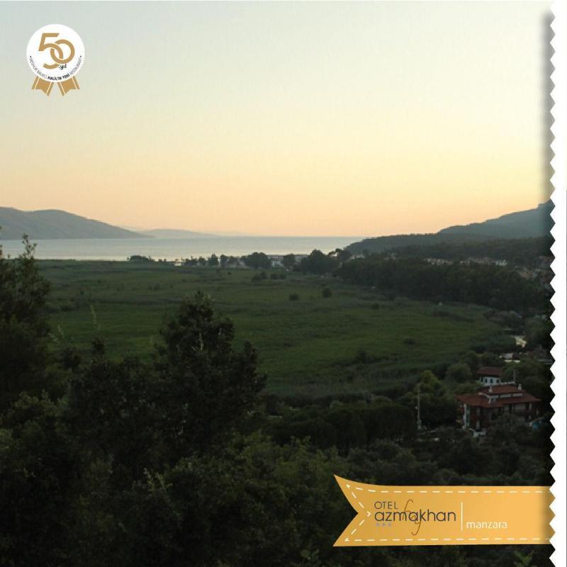 General view Azmakhan