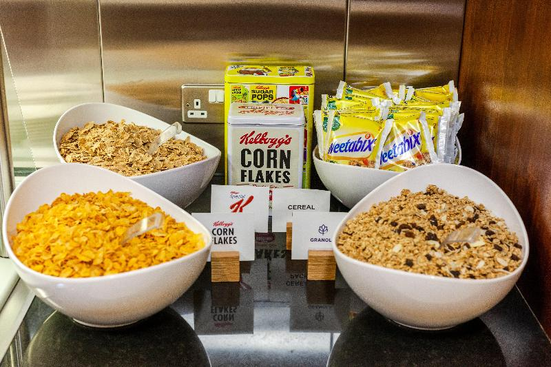 Restaurant Holiday Inn Express Edinburgh Royal Mile