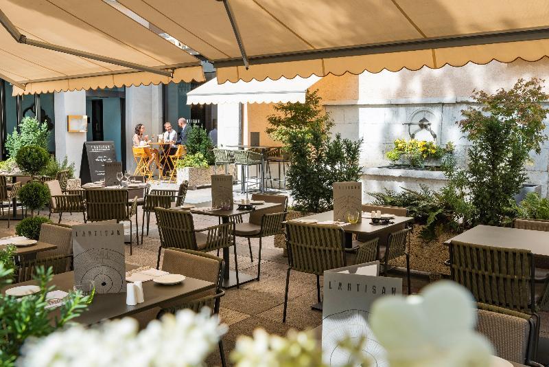 Hotel Rotary Geneva-MGallery