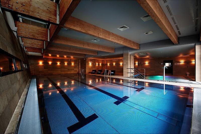 Pool Marine Hotel By Zdrojowa