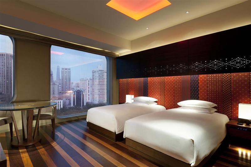 General view Andaz Xintiandi Shanghai-a Concept By Hyatt