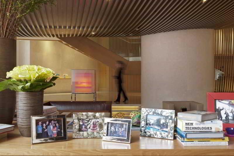 Lobby Andaz Xintiandi Shanghai-a Concept By Hyatt