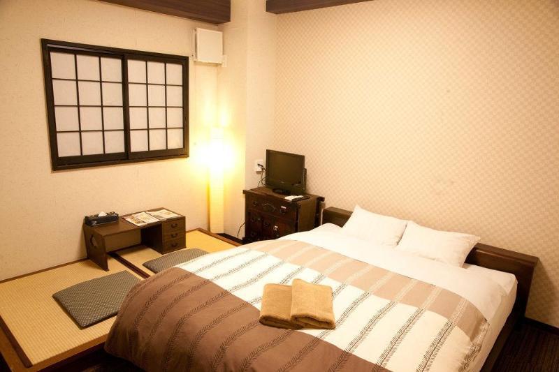 K's House Tokyo Oasis - Hotel - 2