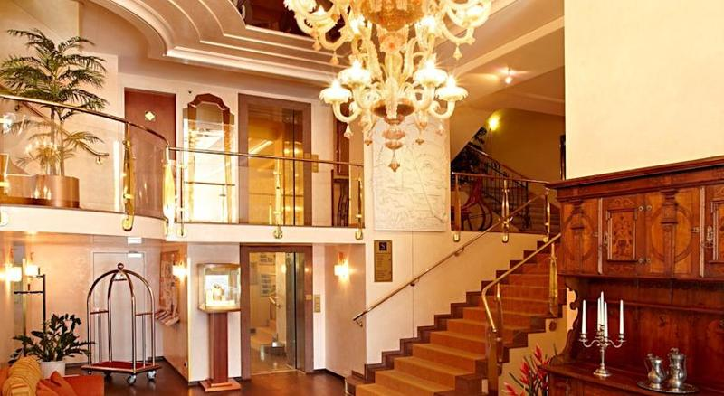 Lobby Hotel Seehof Davos
