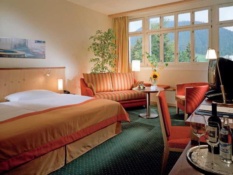 Room Hotel Seehof Davos