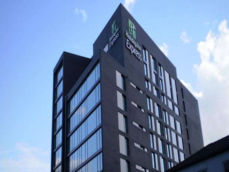 Holiday Inn Express City Centre - Hotel - 3