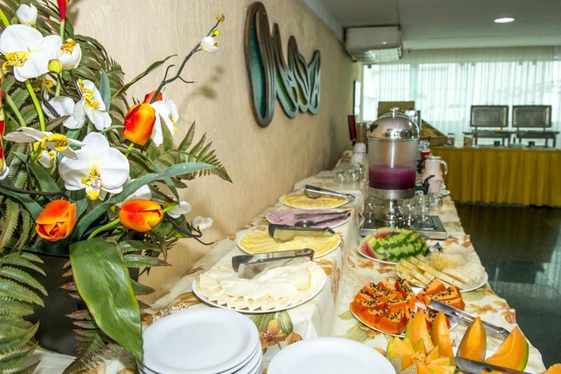 Restaurant Red Roof Inn Natal