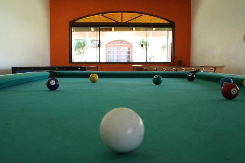 Sports and Entertainment Morro Das Pedras Clube Hotel