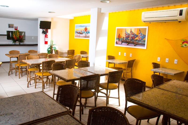 Saint Patrick Praia - Restaurant - 10