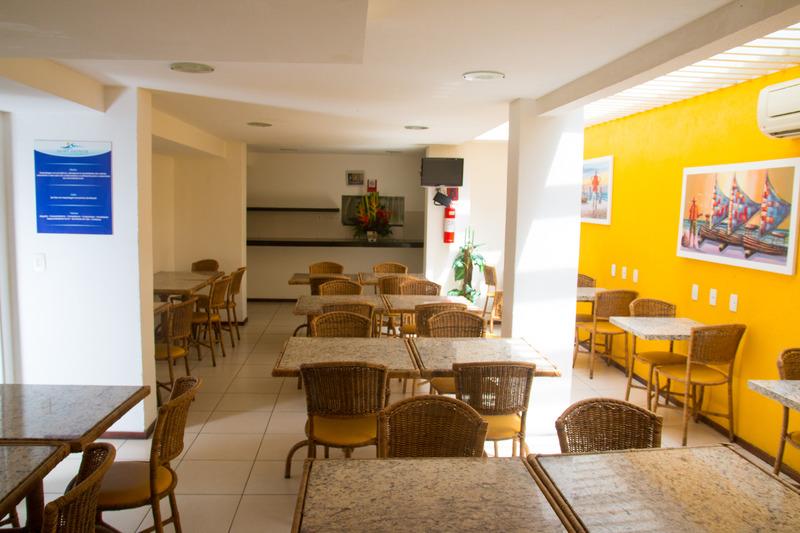 Saint Patrick Praia - Restaurant - 9