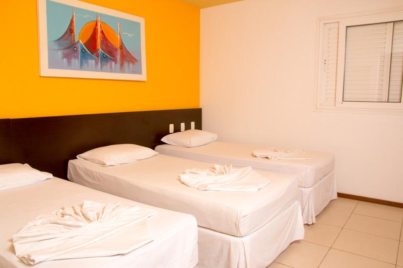 Saint Patrick Praia - Room - 8