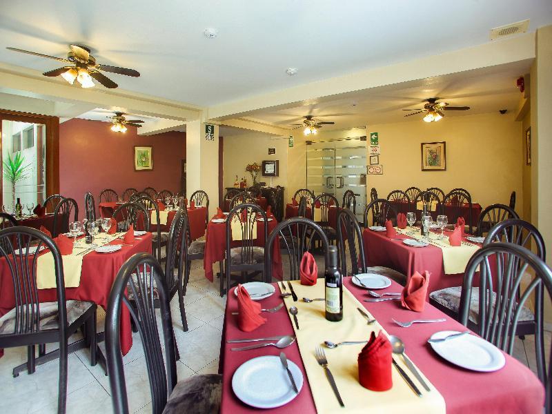 Restaurant Embajadores Hotel