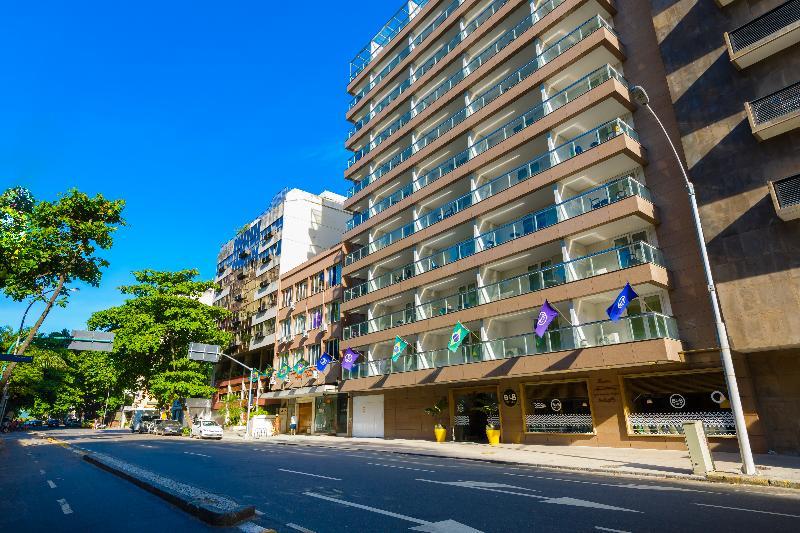 B&B Hotel Rio de Janeiro Copacabana Forte - Hotel - 6