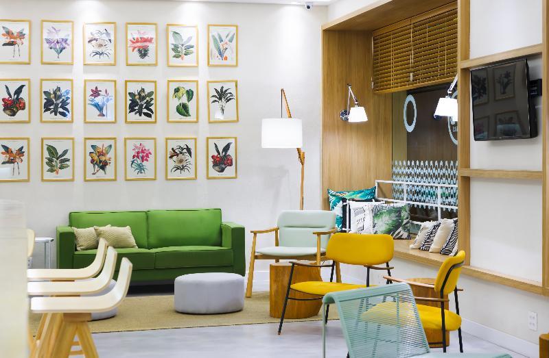 B&B Hotel Rio de Janeiro Copacabana Forte - General - 0
