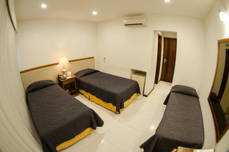 B&B Hotel Rio de Janeiro Copacabana Forte - Room - 12