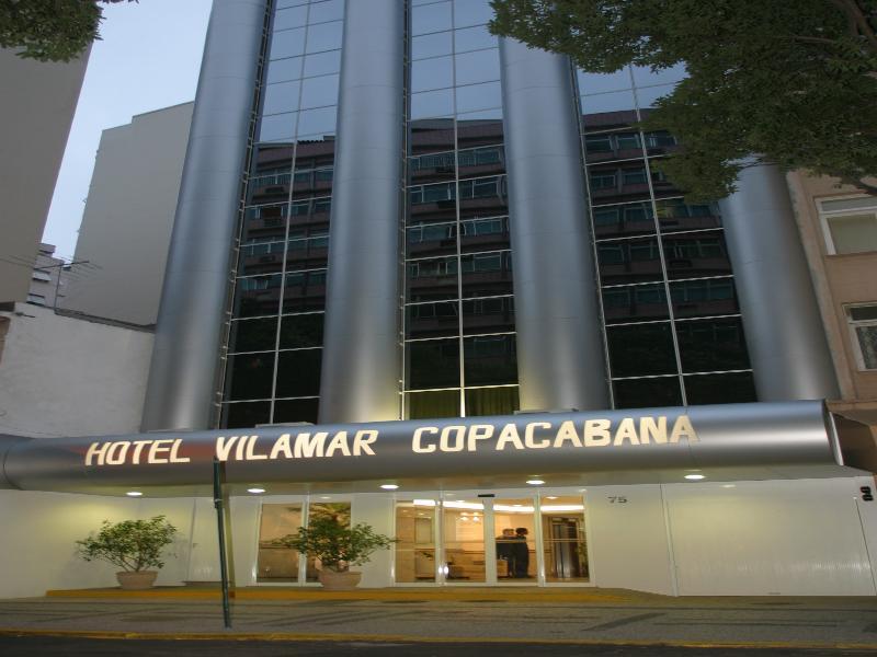 Vilamar Copacabana - Hotel - 7