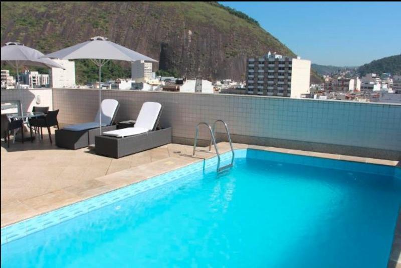 Vilamar Copacabana - Pool - 10