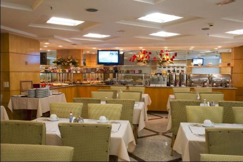 Vilamar Copacabana - Restaurant - 5