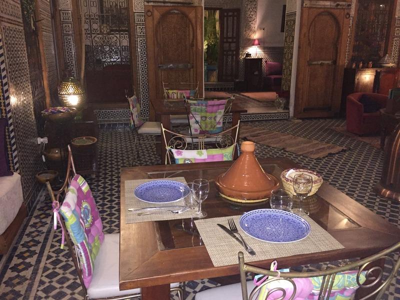 Best Price For Riad La Cle De Fes Fez Wise Travel