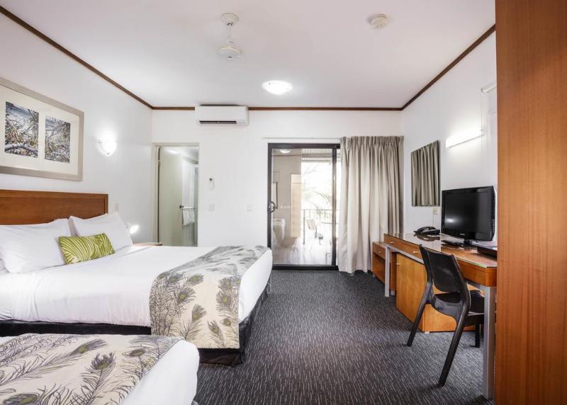 General view Mercure Darwin Airport Resort