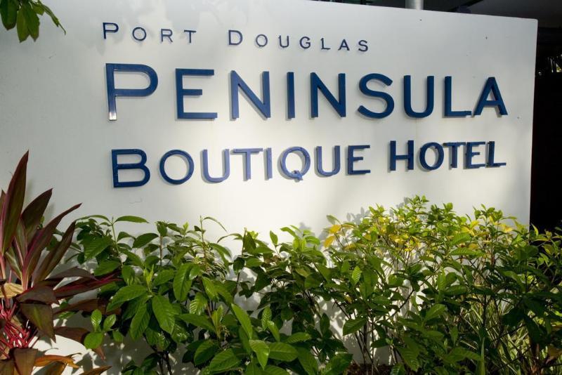 General view Peninsula Boutique Hotel