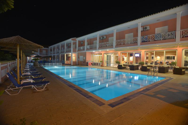 Angelina Hotel & Apartments