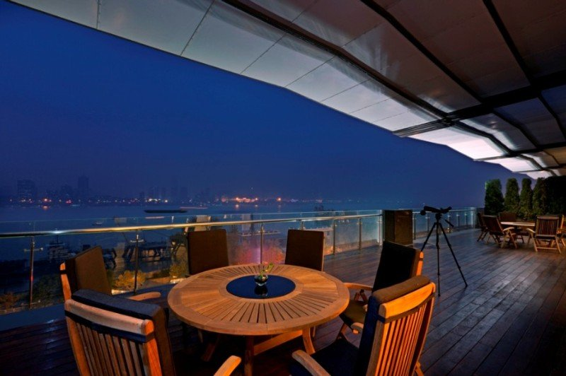 Terrace The Westin Wuhan