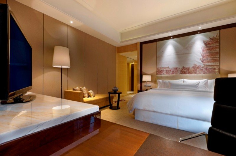 Room The Westin Wuhan