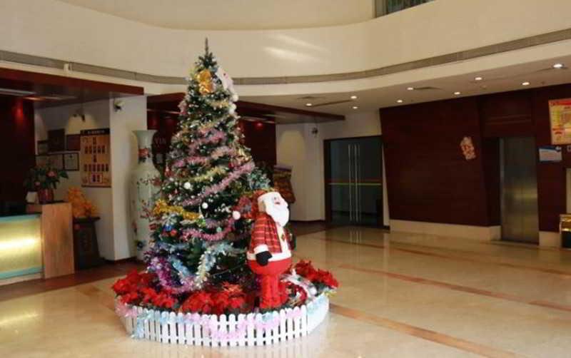 Lobby Calvin Hotel Guangzhou
