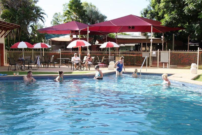 Kununurra Lakeside Resort - Pool - 5