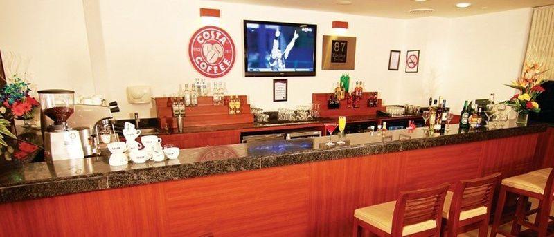 Bar Caspia Hotel New Delhi Shalimar Bagh