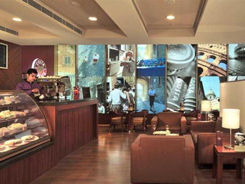Restaurant Caspia Hotel New Delhi Shalimar Bagh