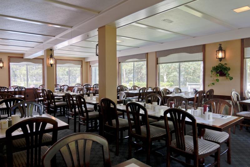 Restaurant Blue Rock Resort & Golf Course
