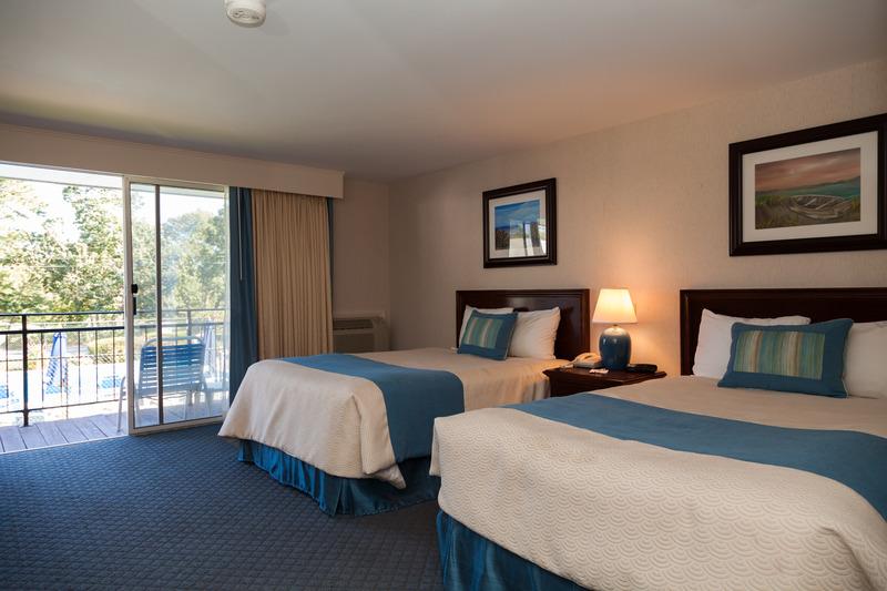 Room Blue Rock Resort & Golf Course