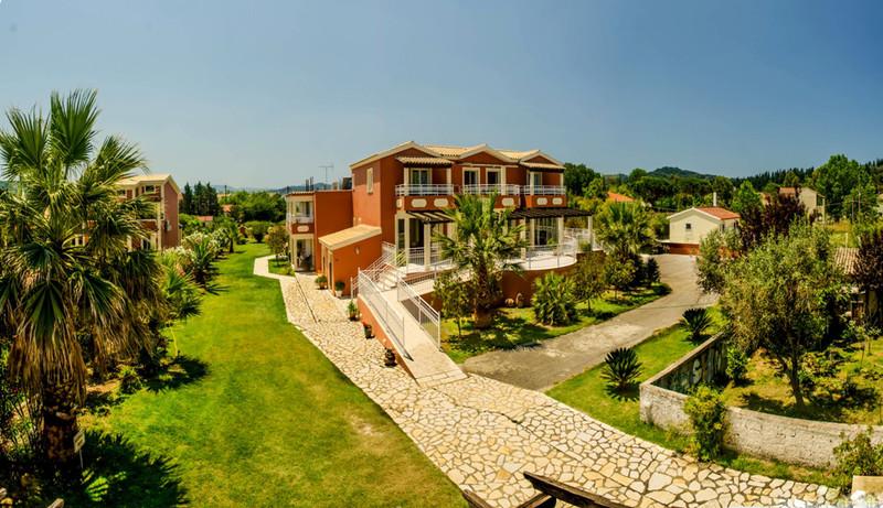 Orestis Aparthotel - Hotel - 5