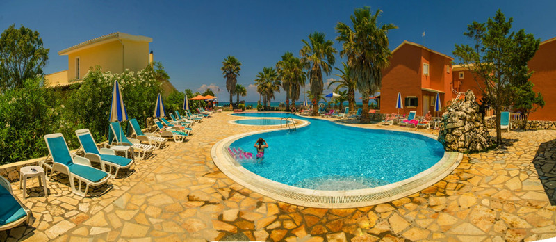 Orestis Aparthotel - Pool - 9