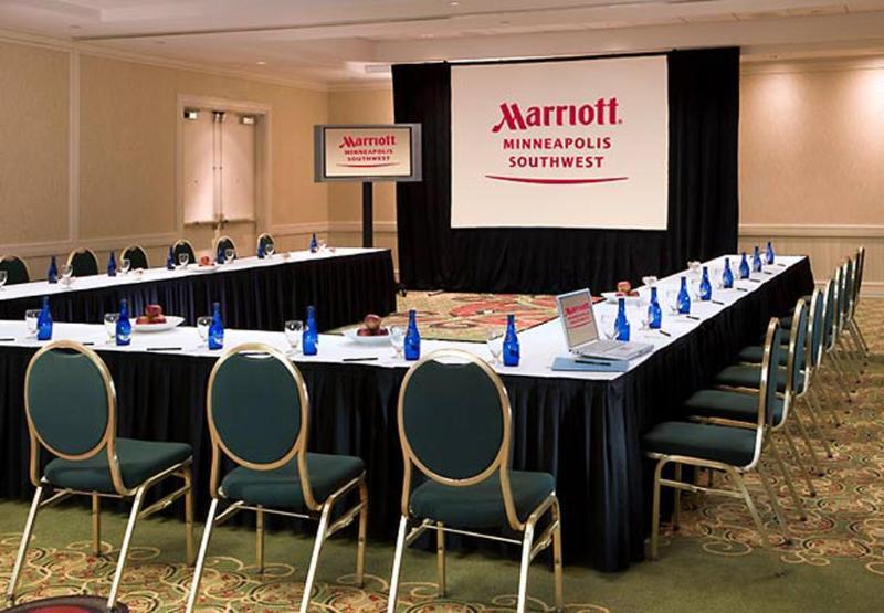 Marriott Minneapolis Southwest - Conference - 1