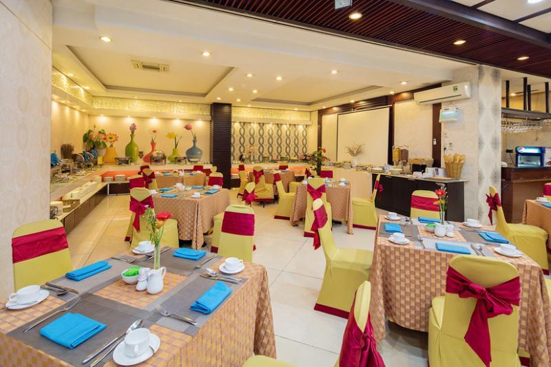 Sen Viet Hotel - Bar - 2