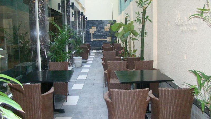 Terrace Sen Viet Hotel